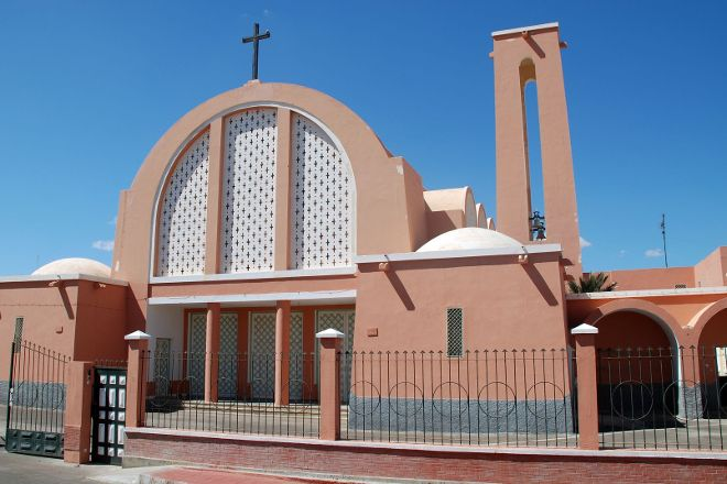 St. Francis of Assisi Cathedral, Laayoune, Morocco