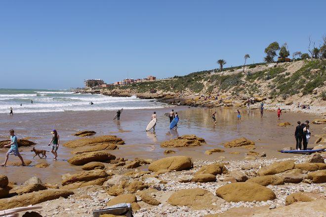 Taghazout Beach, Agadir, Morocco