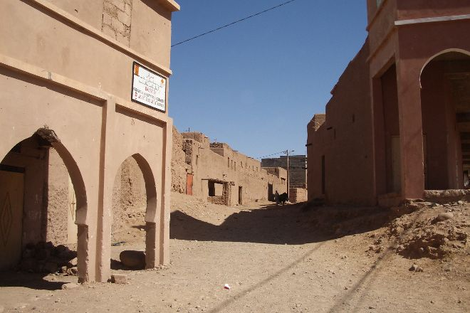 Tamegroute, Zagora, Morocco