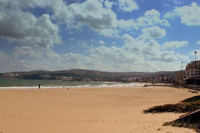 Tangier Beach, Tangier, Morocco
