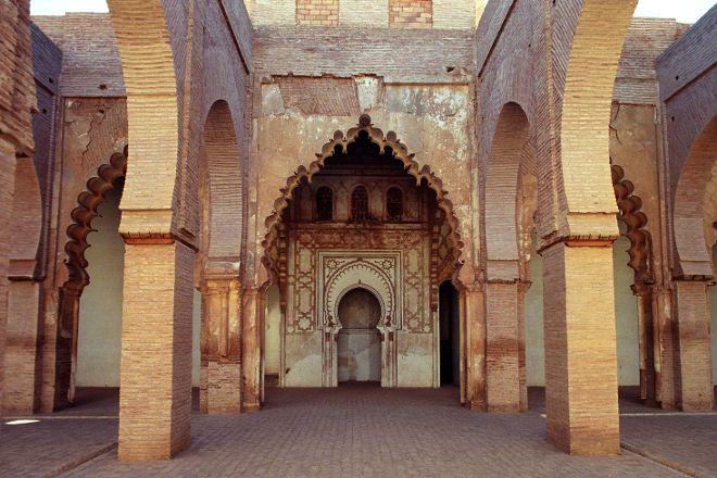 Tin Mal Mosque, Ijoukak, Morocco