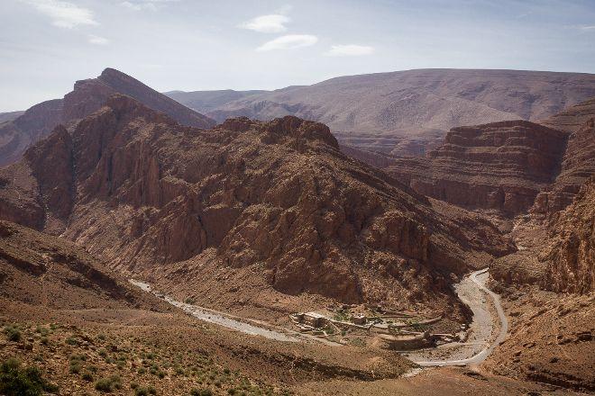 Todgha Gorge, Tinerhir, Morocco