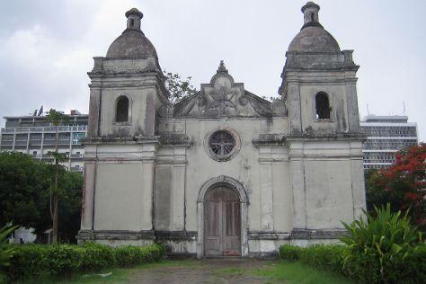 Quelimane Cathedral, Quelimane, Mozambique