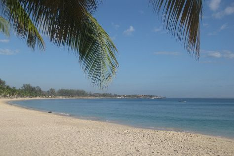 Wimbe Beach, Pemba, Mozambique