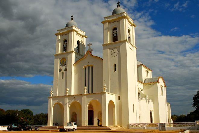Catedral de Nossa Senhora da Fatima, Nampula, Mozambique