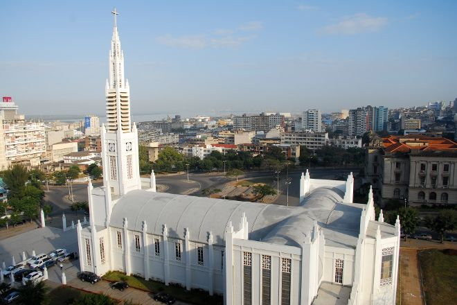 Cathedral of Our Lady of the Immaculate Conception, Maputo, Mozambique