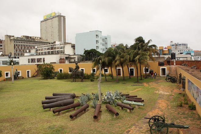 Fortaleza of Maputo, Maputo, Mozambique