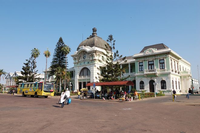 Maputo Central Train Station, Maputo, Mozambique