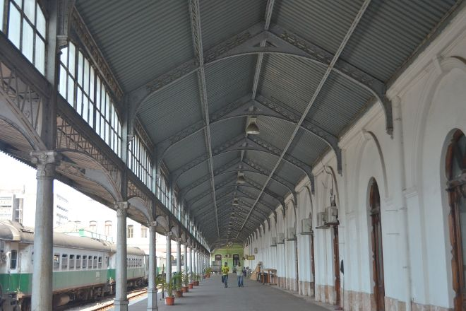 Museu dos CFM, Maputo, Mozambique