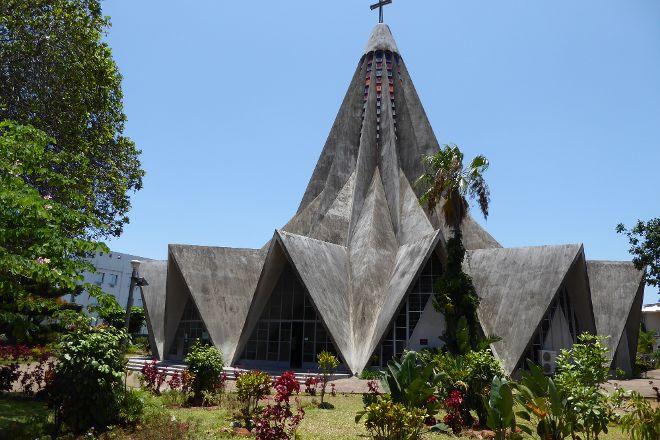 Paroquia Santo Antonio, Maputo, Mozambique