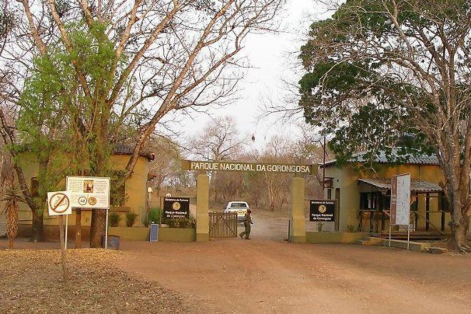 Parque Nacional Da Gorongosa, Gorongosa National Park, Mozambique