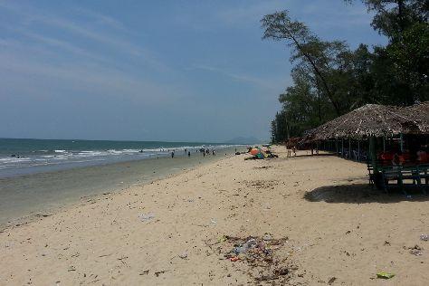 Maungmagan Beach, Dawei, Myanmar