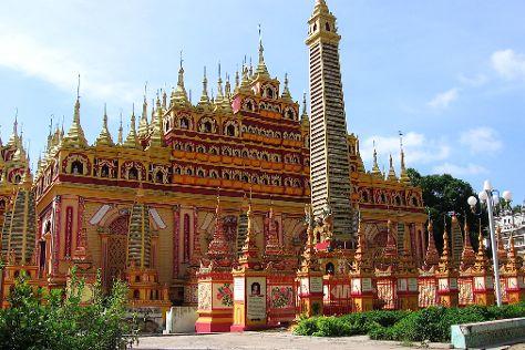Thanboddhay Paya, Monywa, Myanmar