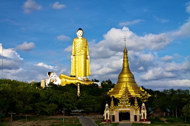 Bodhi Tataung, Monywa, Myanmar