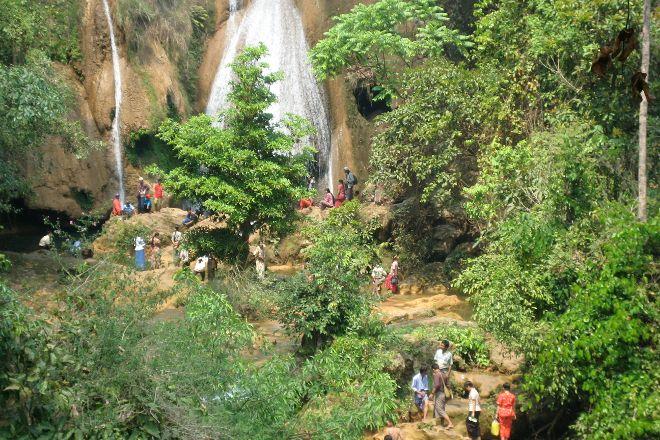 Hampshire Falls and Caves (Pwe Kauk), Pyin Oo Lwin (Maymyo), Myanmar