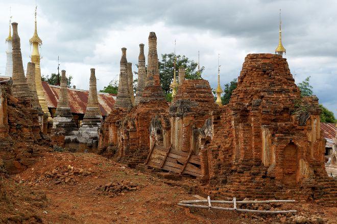 Indein Village, Taunggyi, Myanmar