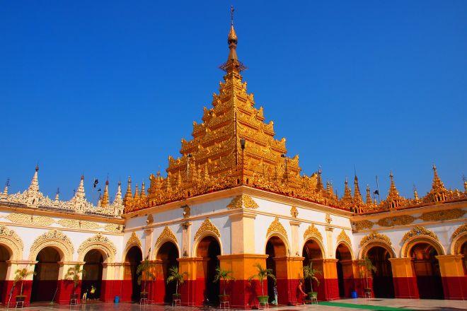 Maha Myat Muni Pagoda- Mahamuni Buddha Temple, Mandalay, Myanmar