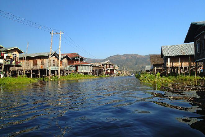 Maing Thouk Village, Nyaungshwe, Myanmar