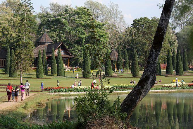 National Kandawgyi Botanical Gardens, Pyin Oo Lwin (Maymyo), Myanmar