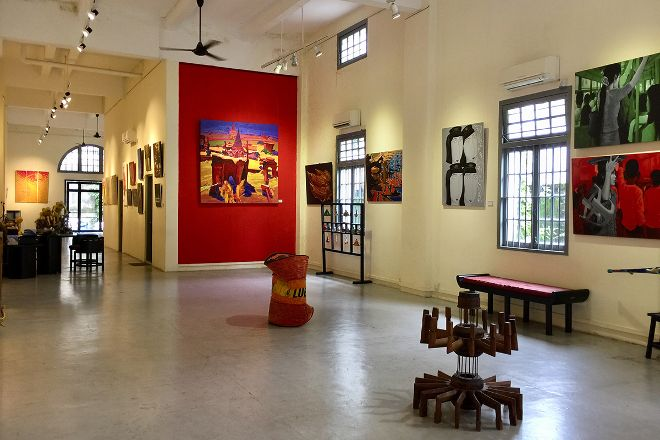 River Gallery, Yangon (Rangoon), Myanmar