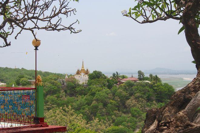 Sagaing Hill, Sagaing, Myanmar