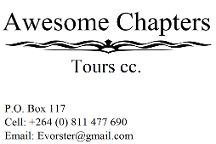 Awesome Chapters Tours