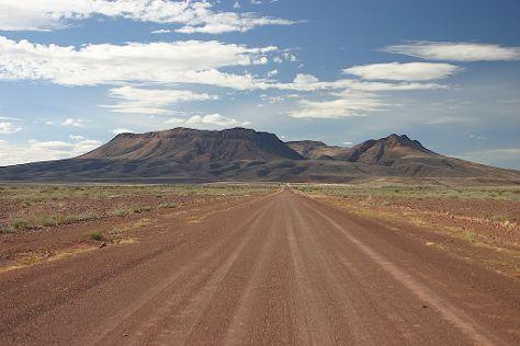 Brukkaros, Central Plateau, Namibia