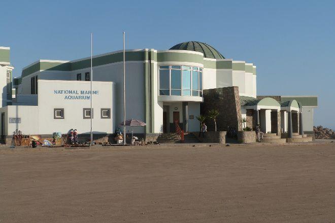 National Marin Aquarium of Namibia, Swakopmund, Namibia