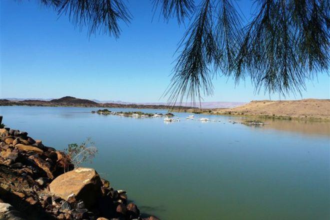 Naute Dam Viewpoint, Keetmanshoop, Namibia