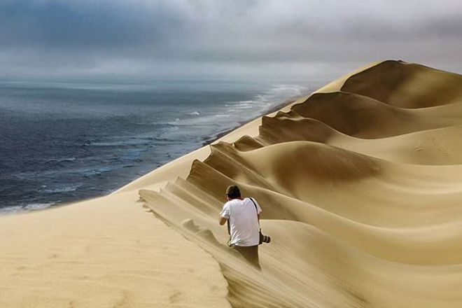 Sandwich Adventure Tours, Walvis Bay, Namibia