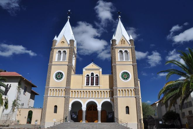 St Mary's Catholic Cathedral, Windhoek, Namibia