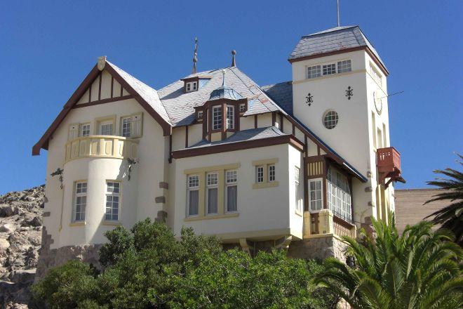 The Goerke House, Luderitz, Namibia
