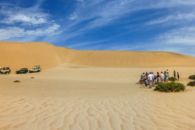 Tommy's Tours and Safaris, Swakopmund, Namibia