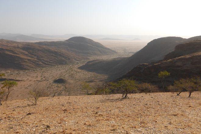 Van Zyl's Pass, Kaokoland, Namibia