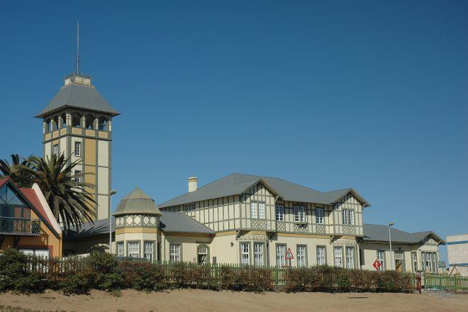 Woermannhaus, Swakopmund, Namibia