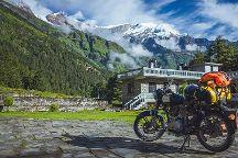 City Motorbike, Kathmandu, Nepal