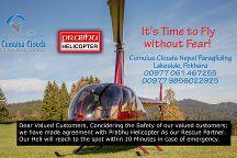 Cumulus Clouds Nepal Paragliding