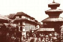 Indra Chowk, Kathmandu, Nepal