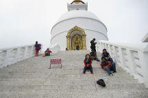 Peace Temple, Pokhara, Nepal
