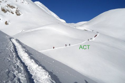 Annapurna Circuit, Manang, Nepal