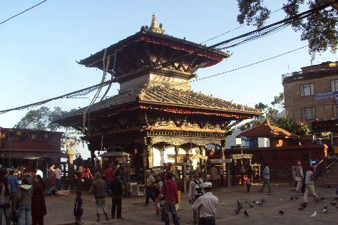 Manakamana Temple, Kurintar, Nepal