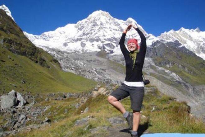 Above the Himalaya Trekking - Private Day Tours, Kathmandu, Nepal