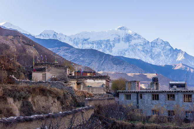 Bara Gaon, Mustang Region, Nepal