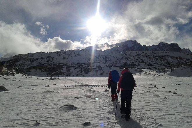 Base Camp Adventure, Kathmandu, Nepal