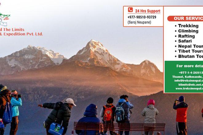 Beyond The Limits Trek and Expedition P. Ltd., Kathmandu, Nepal