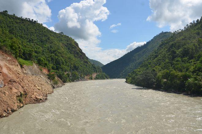 Dudh Koshi River, Sagarmatha National Park, Nepal