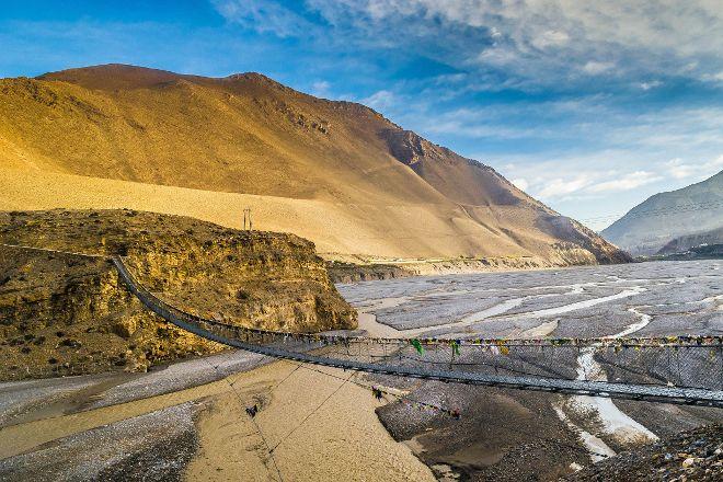 Jomsom Muktinath Trek, Mustang Region, Nepal