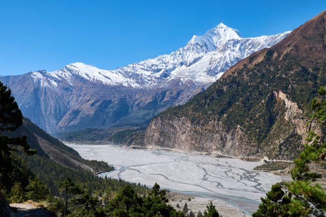 Kali Gandaki River, Mustang Region, Nepal