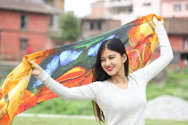 Kara Pashmina, Kathmandu, Nepal