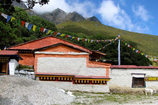 Khumjung Gompa, Khumjung, Nepal